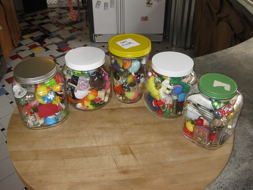 TST jars