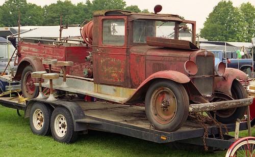 1930 Chevrolet Huckster truck