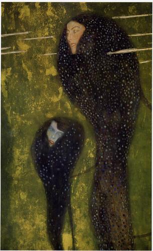 Gustav Klimt Mermaids by griffinlb