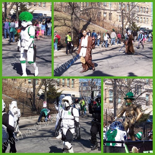 Jedi, Storm Troopers & Robots- Oh My