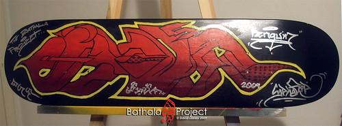 Baybayin Skateboard