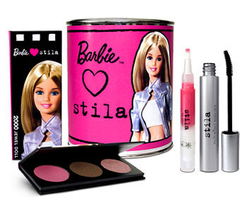 Barbie loves Stila Collection