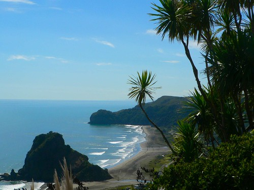 Piha, Waitakere City, Auckland, New Zealand