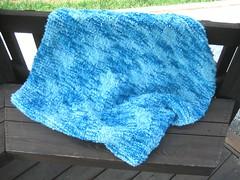 kylie's baby blanket