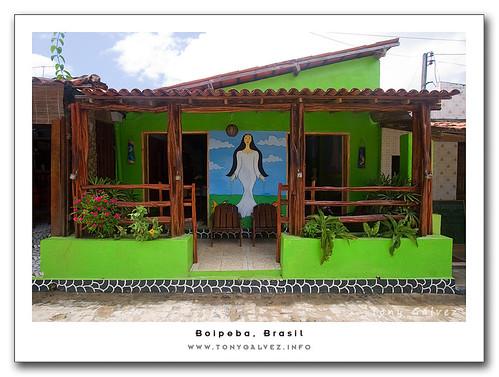 Velha Boipeba, Brasil