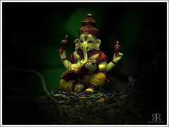 | Our Elephant God | (Rajendran Rajesh) Tags: singapore ganesh elephantgod labradorpark pillayar vinayagar ganapathi img6385 rajeshpics rajendranrajesh yaanaimugathaan