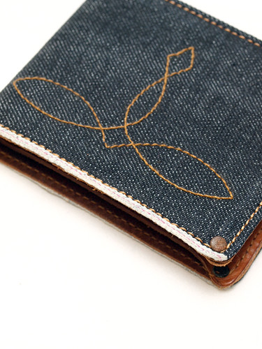 RRL / Denim Wallet