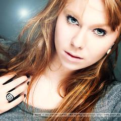 Julia 1.1 (m8bilder) Tags: portrait woman face gesicht portrt frau 2009 allrightsreserved watermark wasserzeichen wwwm8bilderde dontstealmywork