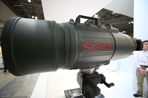 The Sigma 200-500mm f2.8 MONSTER!