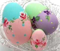 Hand Painted Ostrich Size Easter Eggs (Southern Lady's Vintage) Tags: pink roses green art yellow easter holidays aqua purple egg decoration lavender polkadots pistachio eggs violets lime dots cottagestyle homedecor holidaydecor eastereggs shabby easterdecoration pinkroses csst eggart paintedeggs decoratedeggs easterdecor cottagechic decoratedegg handpaintedeggs handpaintedroses hproses cssteam southernladysvintage easterhomedecor handpaintedeggsdecoratedeggsroses romantichomedecor homedecorpink shabbyeaster shabbyeggs