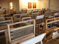 Looms (Nick Sherman) Tags: philadelphia pa templeuniversity fibers looms tylerschoolofart