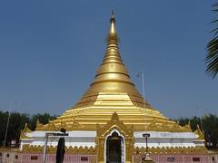 Myanmar's Temple - Lumbini
