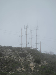 Unsightly radiation towers