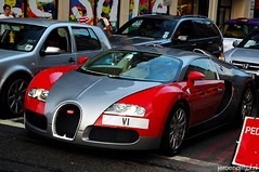 Bugatti Veyron 16.4 (Jeroenolthof.nl) Tags: world uk red england bw white black color london beautiful car modern silver volkswagen photography grey lights is amazing nice movement jeroen nikon photographer view shot britain united rear great d70s kingdom automotive harrods 45 east emirates explore arab londres gb if 164 paparazzi rrr 407 lovely middle nikkor abu dhabi bugatti zwart wit londra v1 exclusive supercar fastest vr eb engeland londen veyron zw f35 emirati automotion molsheim 1685 olthof wwwjeroenolthofnl jeroenolthofnl jeroenolthof