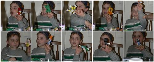 10 Plagues Finger Puppet show