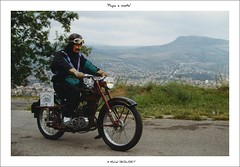 Papa en moto retro  Millau (1992) (Michel Seguret thanks you all for + 7.700.000 view) Tags: voyage road trip travel viaje fab portrait france daddy fun nikon flickr strada dad carretera humanity retrato strasse postcard father portrt retro route estrada human enjoy moto pro papa fabulous padre  pere ritratto viaggio yol vater stradale millau causse smrgsbord photographe enjoylife aveyron cartepostale  midipyrenees humain humanite causses objektif rouergue nikond200 5photosaday  kartpostal amazingcapture bestmoment thisphotorocks thebestmoment worldtrekker checkoutmynewpics grandscausses momentdimagination flickrpopularphotographer michelseguret