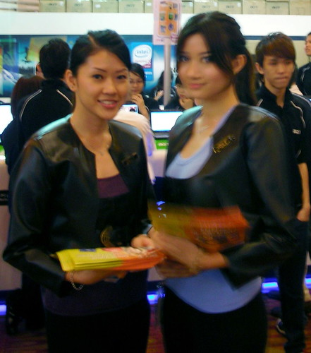 KL PC Fair 2009: Babe 09/10