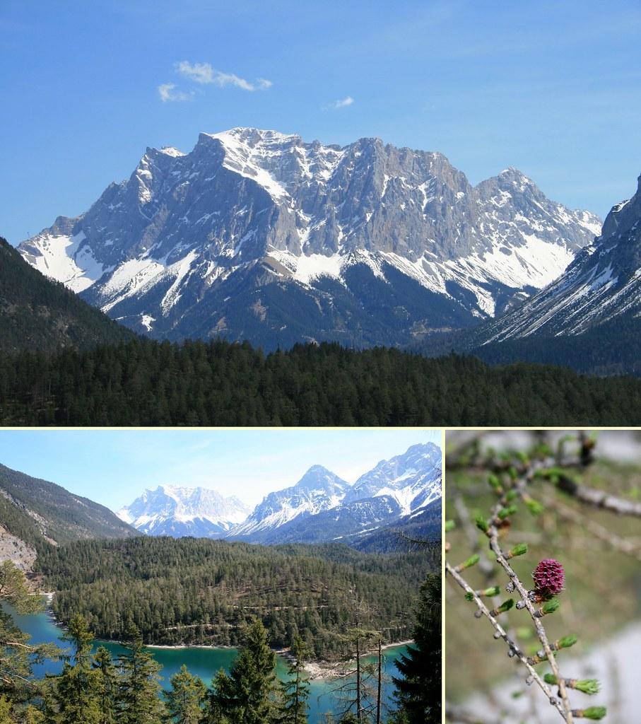 Zugspitze & Blindsee