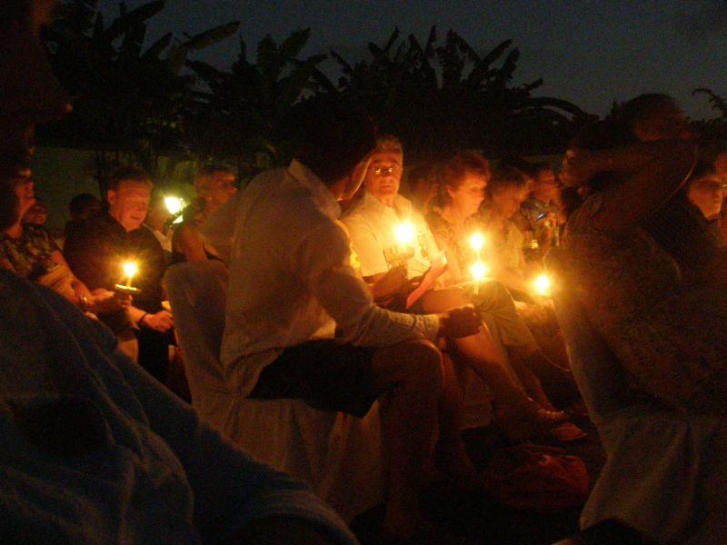 ANZAC Dawn Service Bali