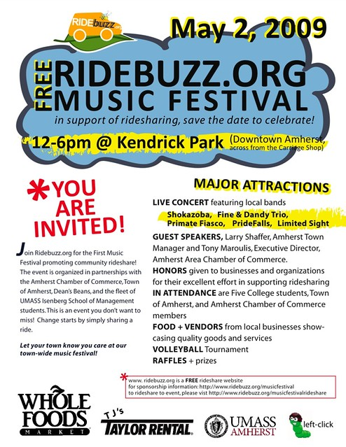 Ride Buzz Festival (May 2nd 2009) by Sienna Wildfield (wwwHilltownFamiliesorg)