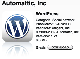appstore-wordpress