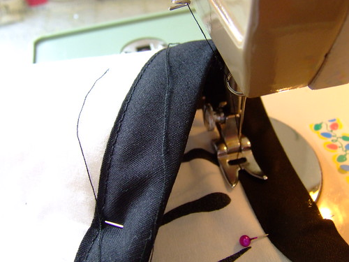 Keep sewing