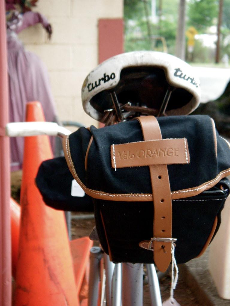 VO Saddle Bag