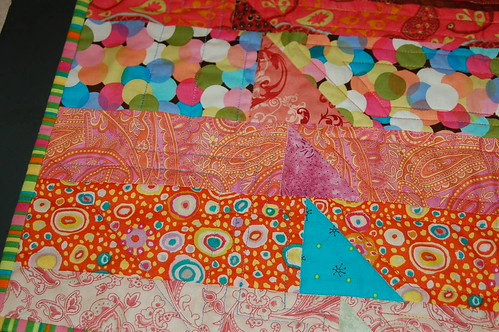 Doll Quilt Swap 6 - detail