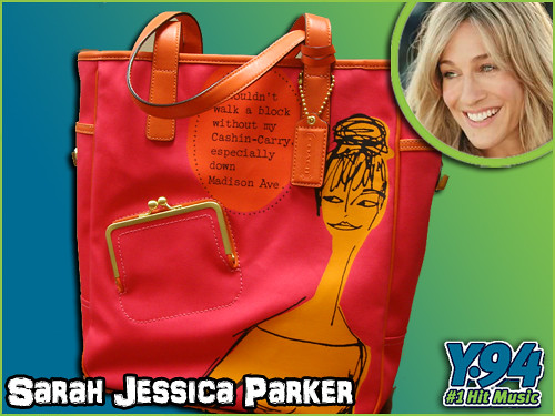 sarah jessica parker by JT Nightshow