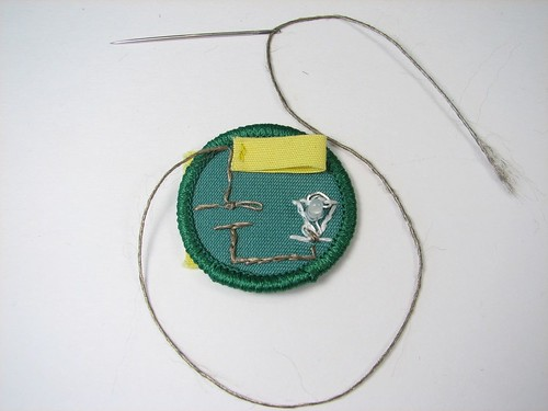 Soft Circuit Merit Badge08