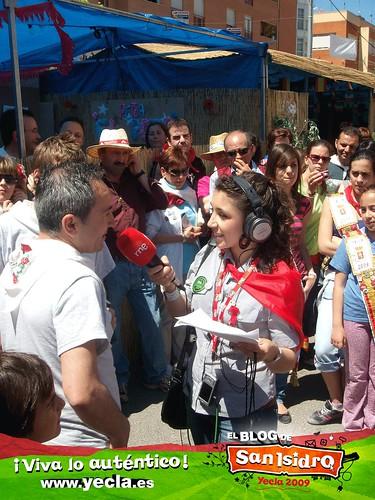 España Directo en Yecla (viernes 15 de mayo)