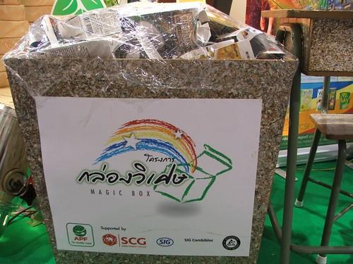 THAIFEX 2009-กล่องวิเศษ อำพลฟู๊ด