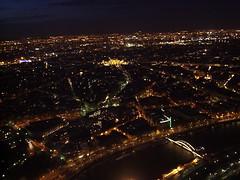 Blick auf Paris vom Eiffelturm (3) (O de Andrade (MoScha)) Tags: mars paris france seine frankreich louvre eiffel montmartre notredame champdemars trocadero montparnasse sacrecoer invalidetmas