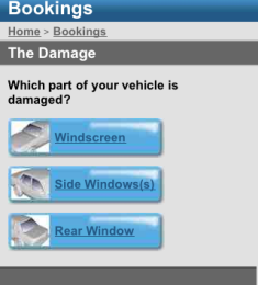 Auto Windscreens mobile appointment