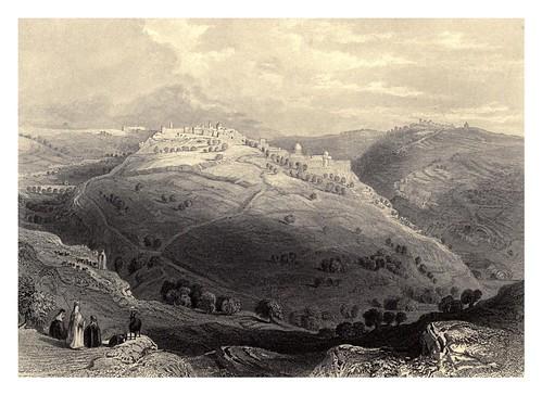 003-Vista de Sion-Bartlett, W. H. 1840-1850
