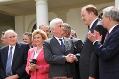 President Obama Signs Dodd