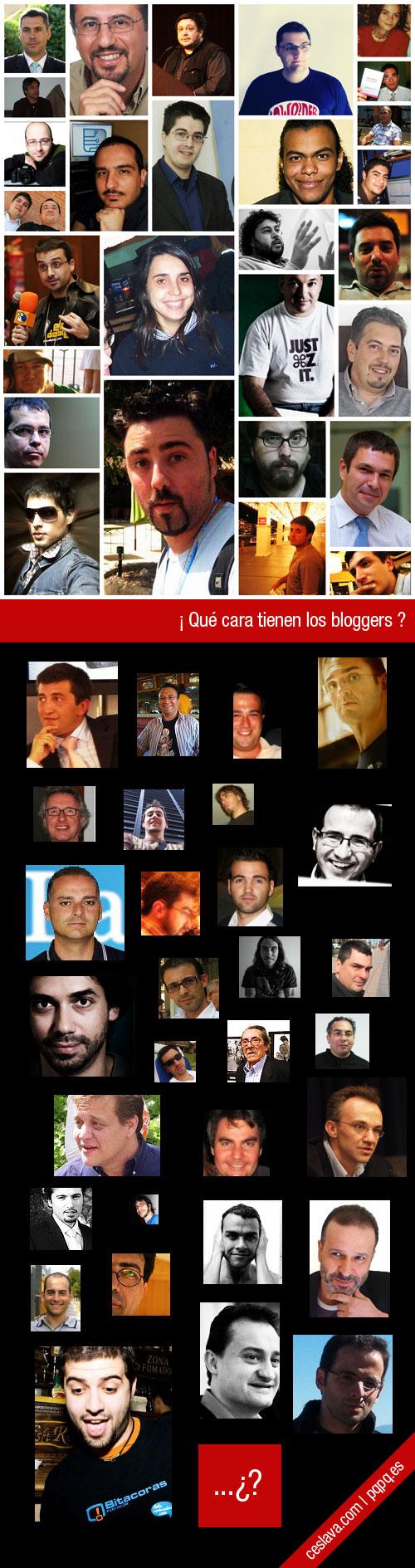 Las caras de la blogosfera hispana