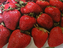 strawberries; come and get some... (nfin (verna R)) Tags: otw may30th