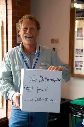 Tim deChristopher Legal Defense Fund