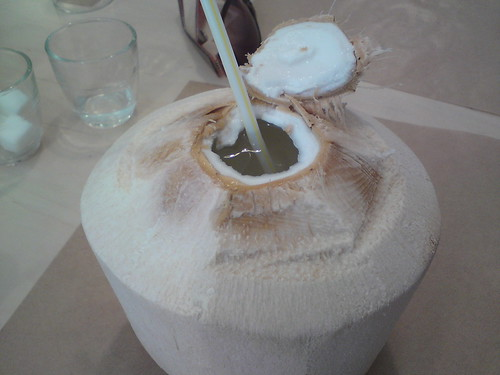 Bob's Kitchen: Fresh Coconut
