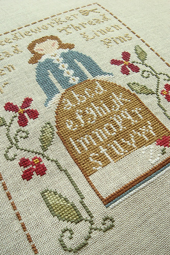 Little House Needleworks - The Sampler Lady