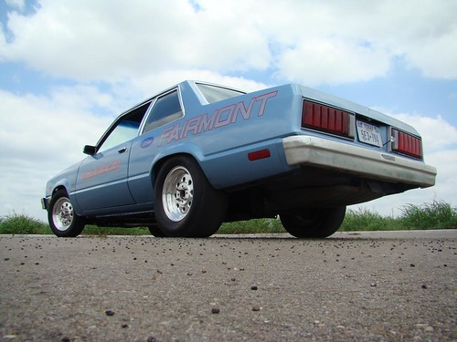 Ford Fairmont Fox Body Hot Rod