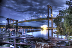Älvsborgsbron HDR