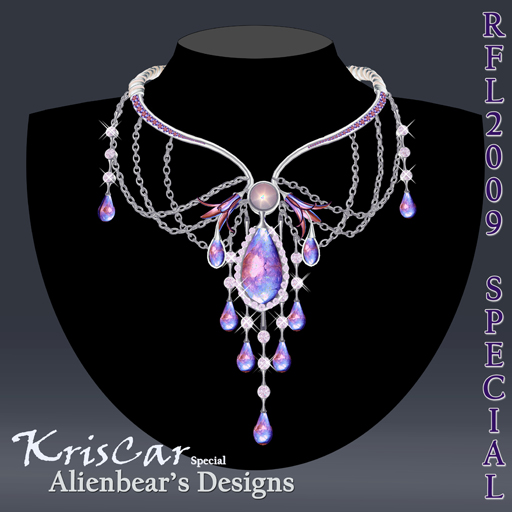 RFL2009 KrisCar necklace special