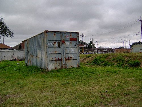 Container on Joliet (near Fig)