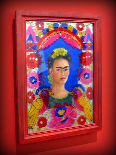 ELLES@CentrePompidou Frieda Kahlo