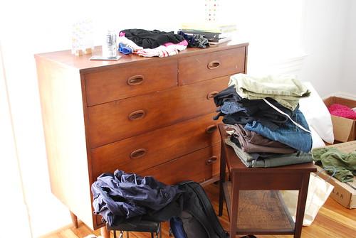 Unpacking