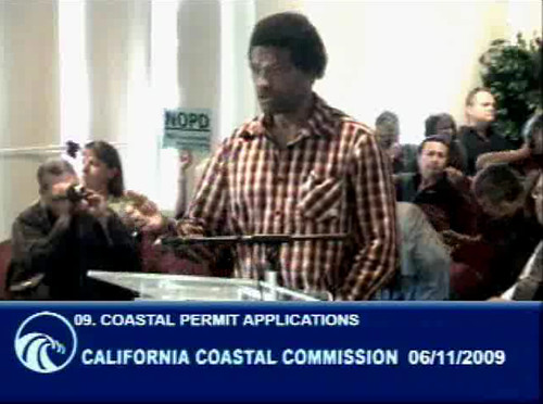 CA Costal Commission