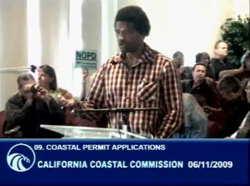 CA Costal Commission