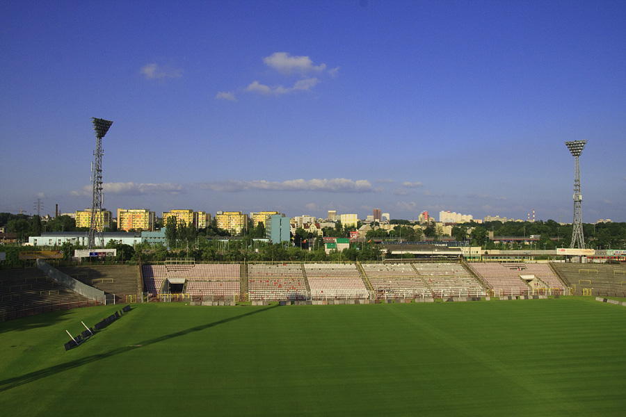 Łódz / ŁKS Stadium